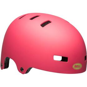 Bell Span Helmet Barn matte flamingo/pear